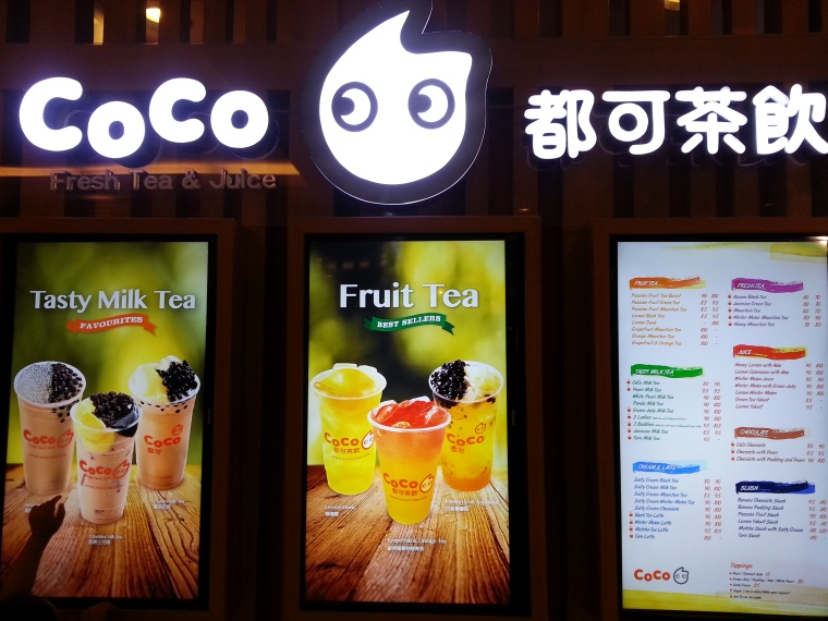 A Healthy and Refreshing Milk & Fruit Tea: Coco Tea – The